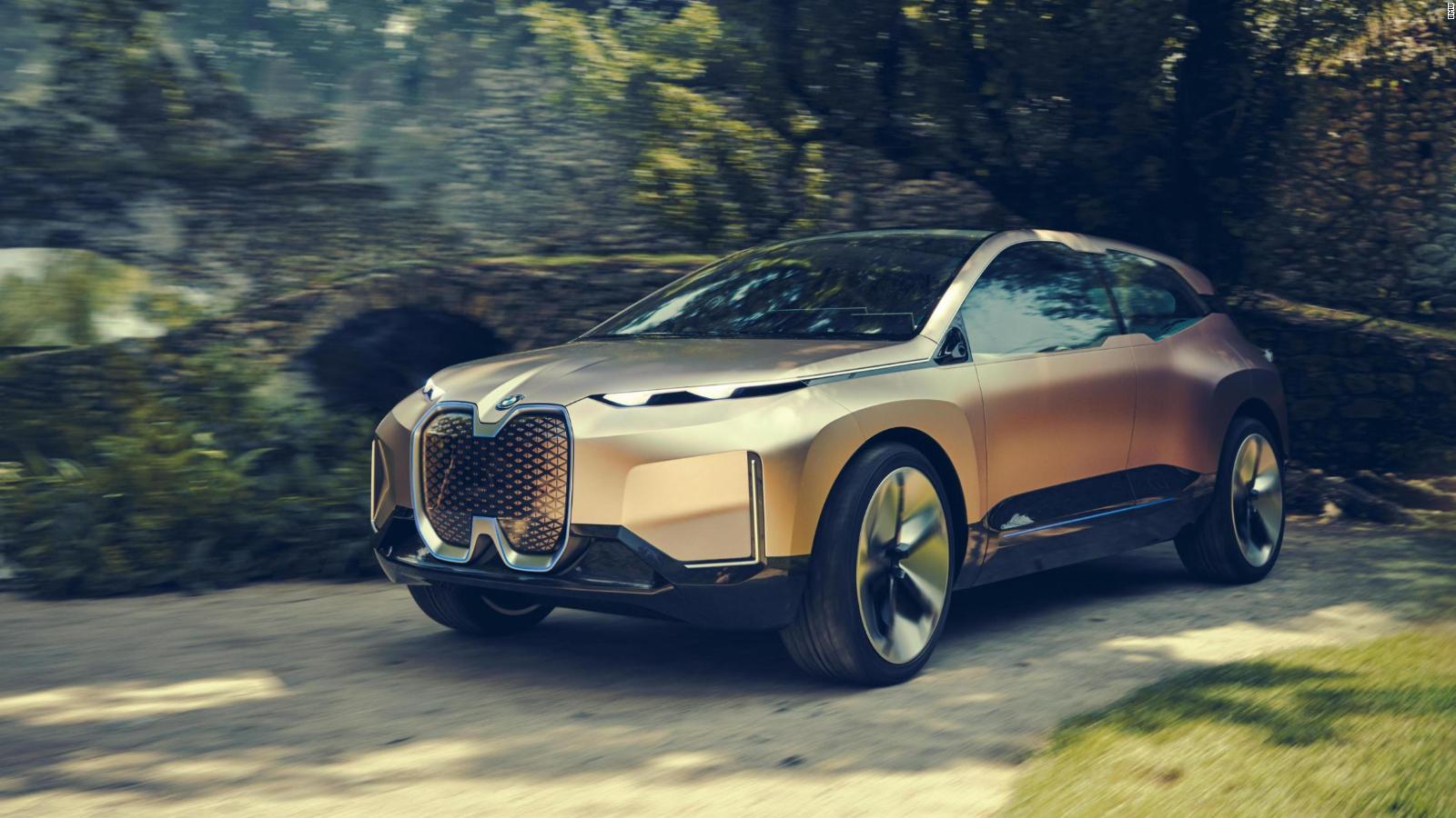 Der BMW iNEXT als Studie