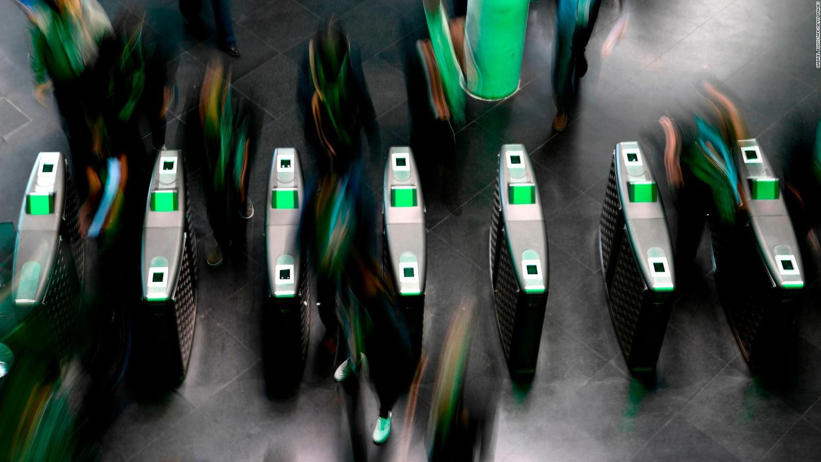 Einlasskontrollen beim Mobile World Congress in Barcelona.