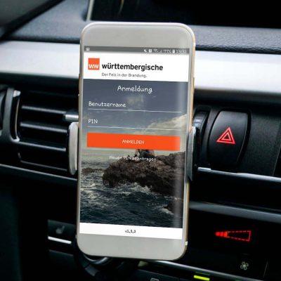 Risikobewertung und Flottenmanagement mit Telematik-App