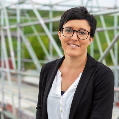 Digitale Vorreiterinnen 3 Frau Spanier von Scaffeye im Interview