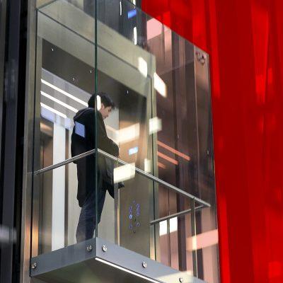 thyssenkrupp Elevator mit der Vodafone IoT Lösung