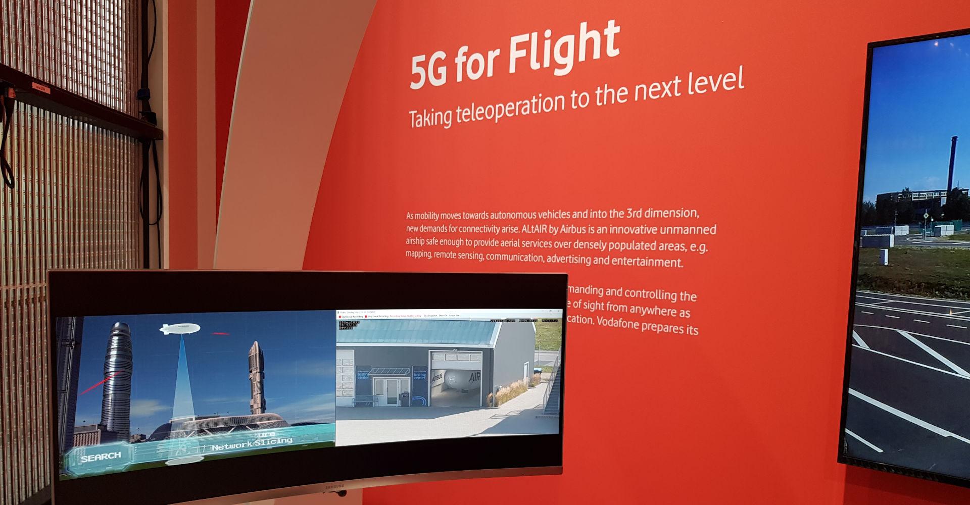 5G for Flight auf der IAA 2019