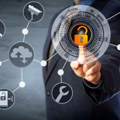 Schaubild zum Thema Cloud-Sicherheit