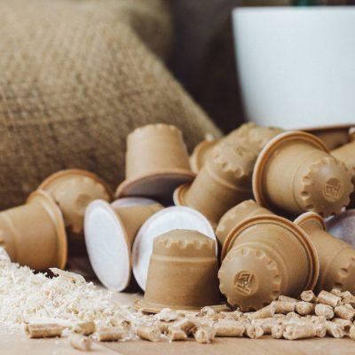 Kaffeekapseln von rezemo