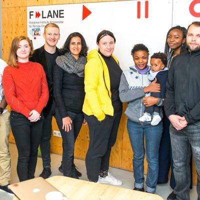 F-LANE 2019, Förderprogramm für Gründerinnen