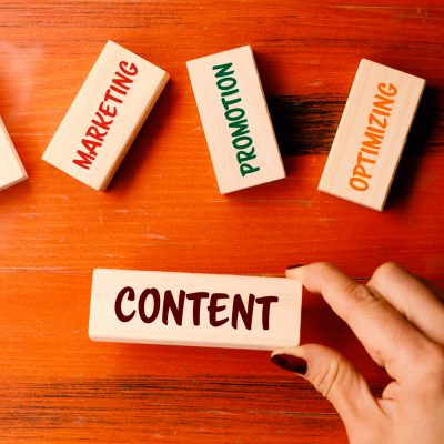 Sinnbild zu Content Marketing