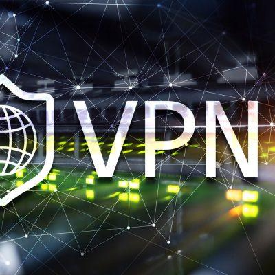 Technisches Symbolbild zum Thema VPN