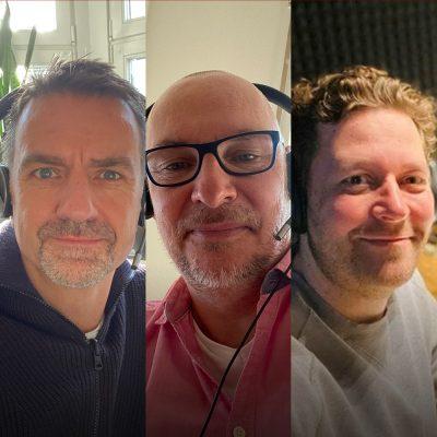Jens Hannemann und Guido Weissbrich im Podcast-Interview