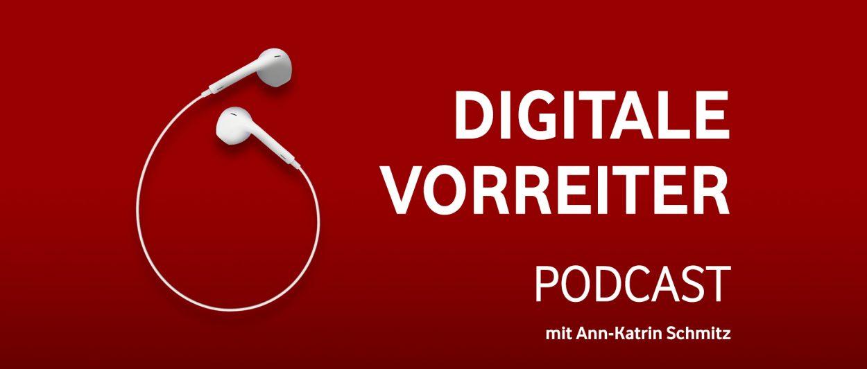 Sinnbild zum Podcast Digitale Vorreiter