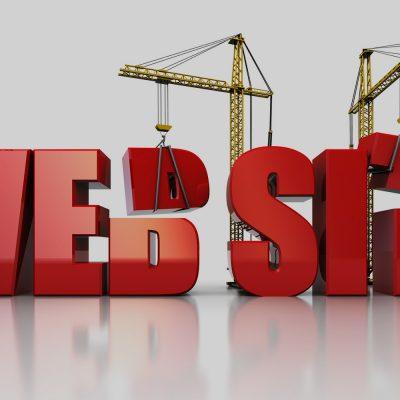 Symbolbild für den Bau einer Webseite