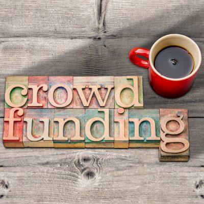 Symbolbild für Crowdfunding