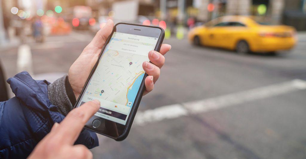 mit mytaxi als app auf geschäftsreisen das beste taxi finden