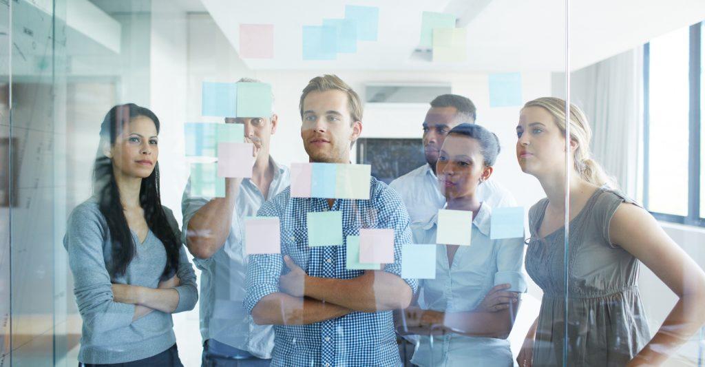 Zusammenarbeit wird Teil der Unternehmenskultur
