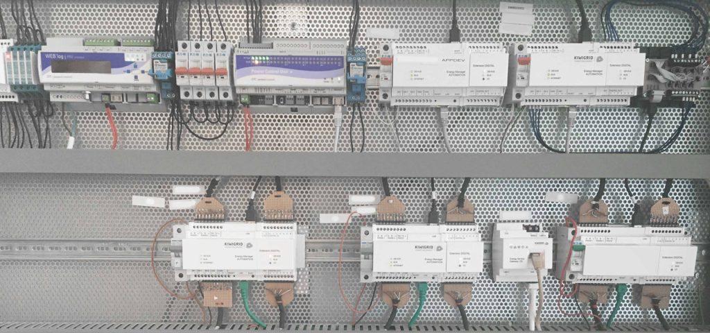 Die smarte Gesamtlösung im Smart Grid von Vodafone und Kiwigrid.
