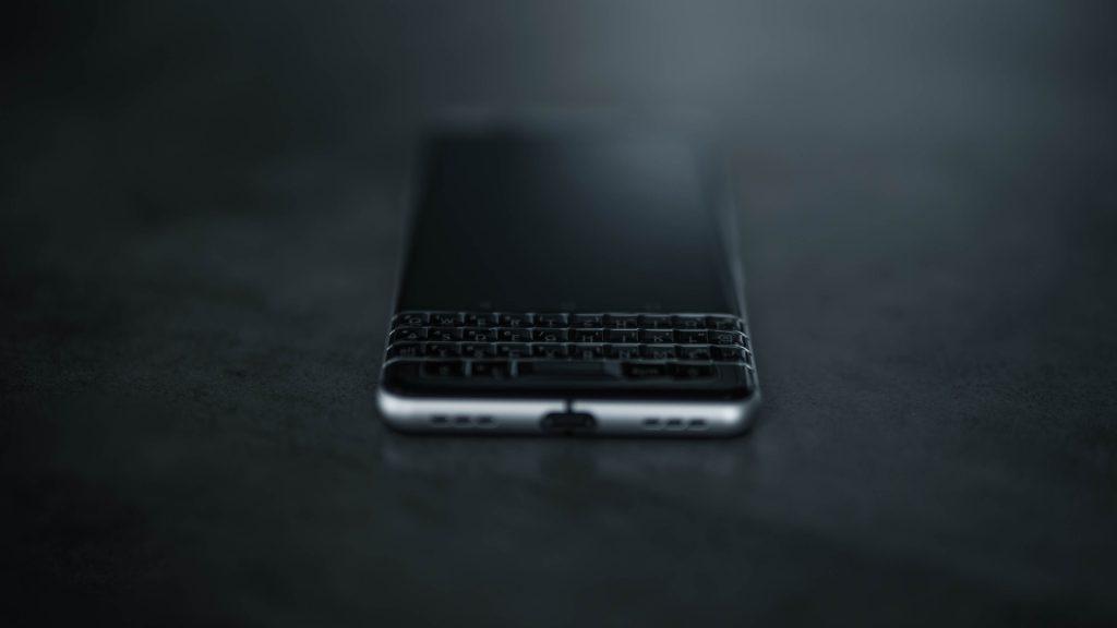 Das BlackBerry KEYone im Test.