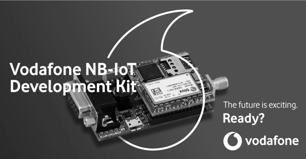 Das NB-IoT Development Kit von Vodafone