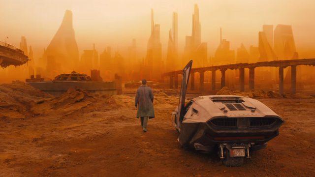 """In """"Blade Runner 2049"""" kehrt Harrison Ford als Rick Deckard zurück."""