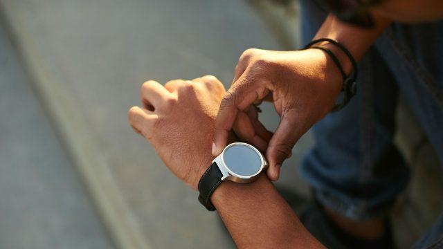 Fossil smartwatch whatsapp