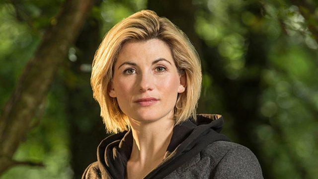 Jodie Whittaker als Dr Who
