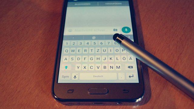 Mit WhatsApp ist kursiv schreiben oder fett schreiben nun nur noch einen Klick entfernt.
