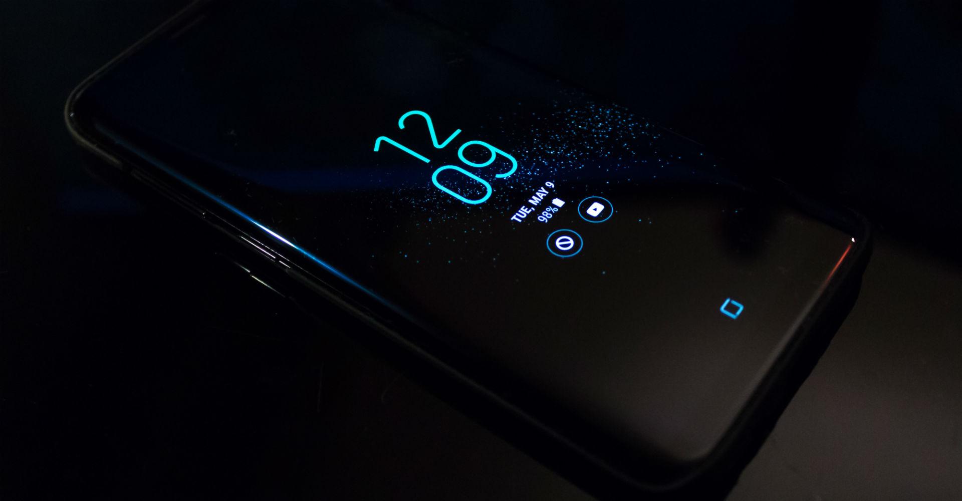 Samsung Galaxy Sperrbildschirm