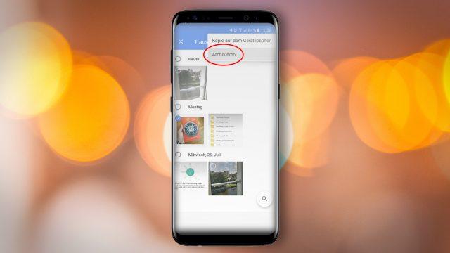 Google Fotos hat ein neues Feature.
