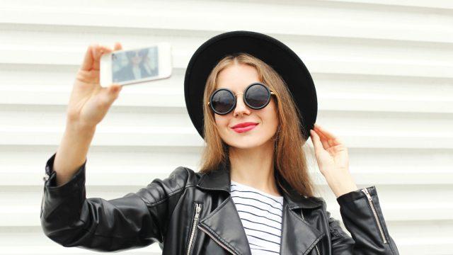 Instagram bietet mit dem Face Filter eine lustige Möglichkeit, Fotos zu verschönern.