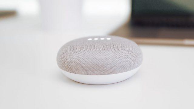 Google Smart Home Mini