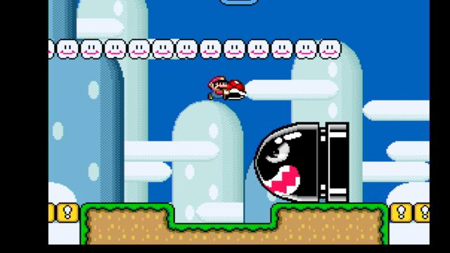 Super Mario World in unseren Retro-Games. Foto: Nintendo