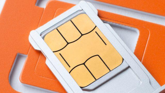 Nano-SIM-Karte ins Sony Xperia Z3 einlegen