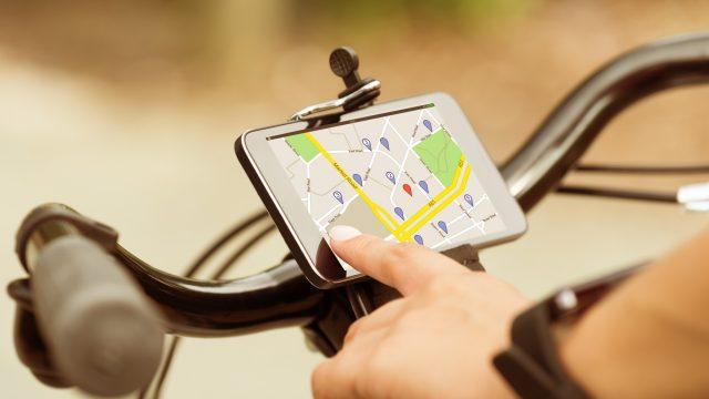 Fahrradhalterung für Dein Smartphone