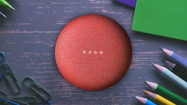 Google Home-Lautsprecher
