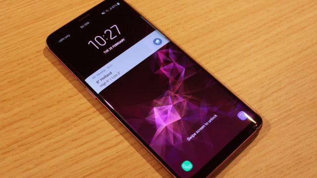 Samsung Smartphones erhalten ein neues Feature
