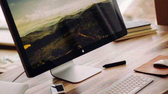 PDFs am Mac-Computer bearbeiten.