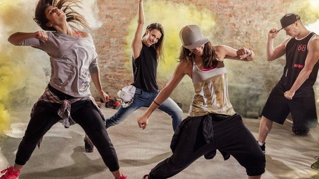 Abnehmen tanzen YouTube Playlist