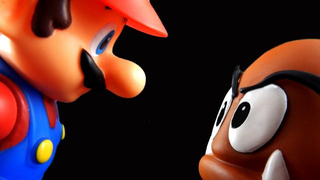 Nintendo Switch hat auch Kinderspiele