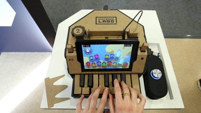 Nintendo Switch Labo für Entdecker
