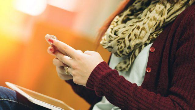 Passwort-Manager am Smartphone nutzen.