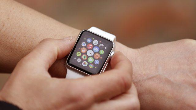 Apple Watch-Workout