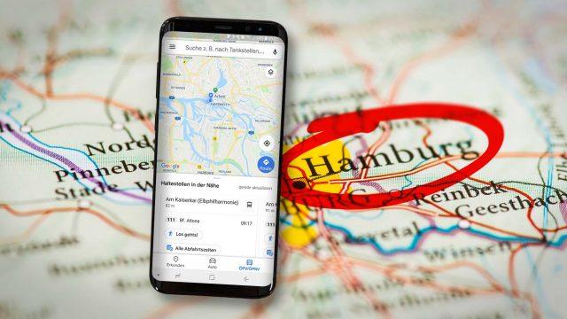 Neue Google-Maps-Funktion unterstützt Dich beim Pendeln zur Arbeit.