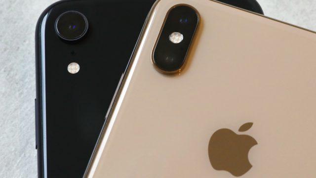 iPhone XR und XS Max