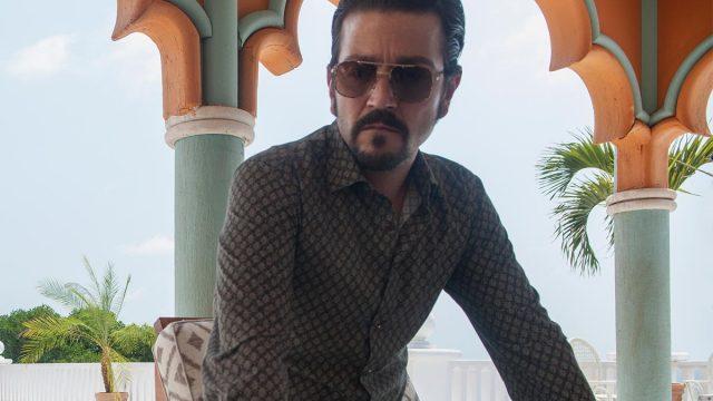 Das Bild zeigt Diego Luna als Felix Gallardo.