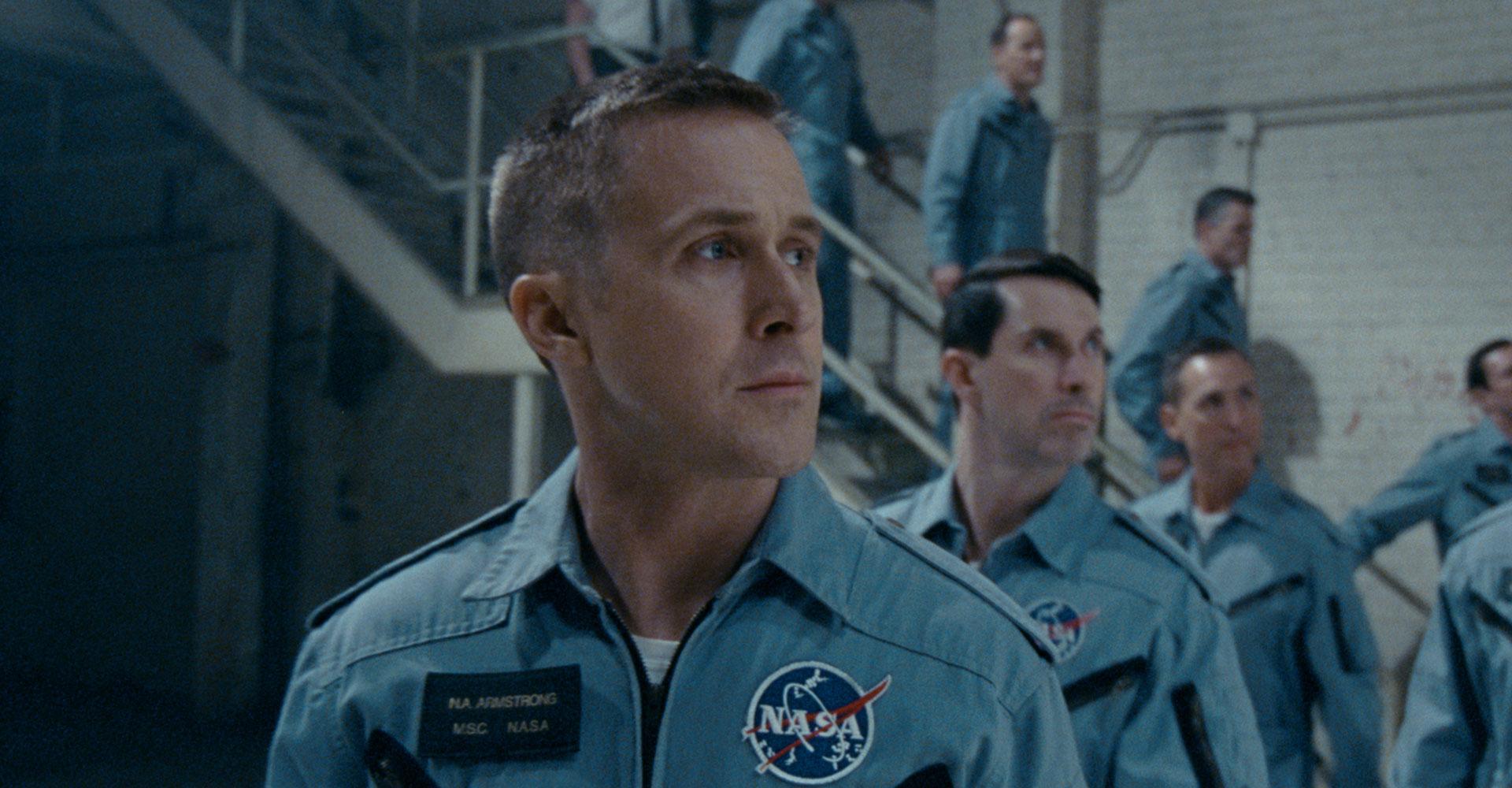 Ryan Gosling als Neil Armstrong in Aufbruch zum Mond