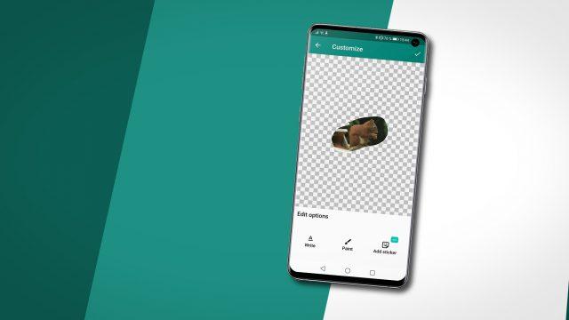 WhatsApp-Sticker selbst erstellen