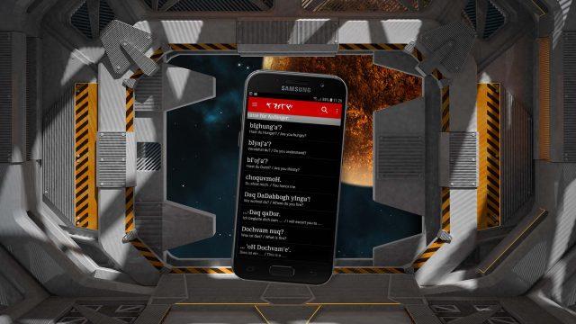 Klingonisch lernen mit und ohne App