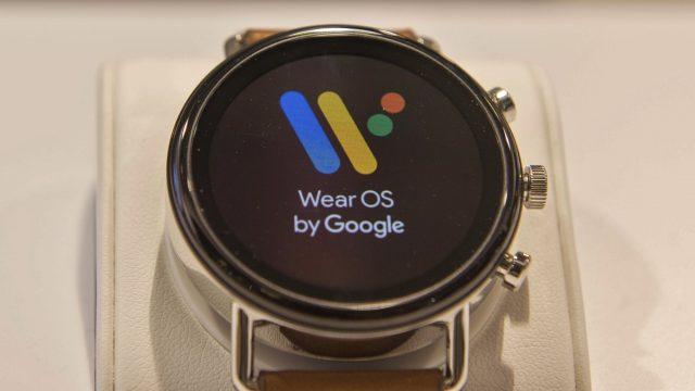 Wear-OS-Smartwatch Skagen Falster 2
