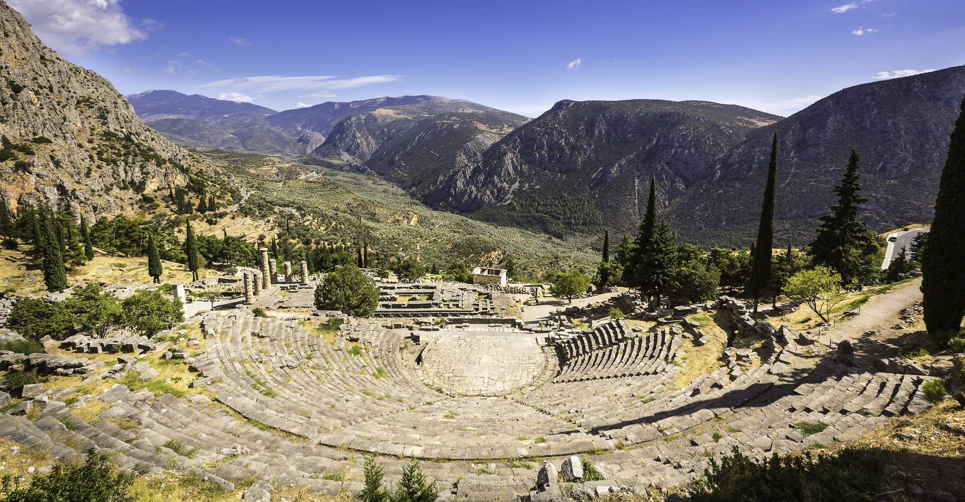 Theater von Delphi