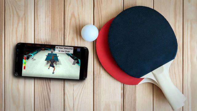 Tischtennis App