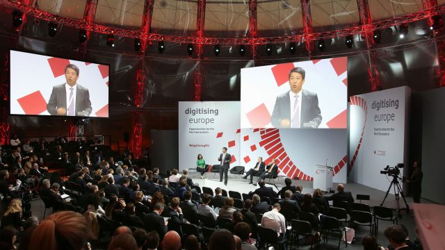 Vodafone lädt zum Digitising Europe Summit ein