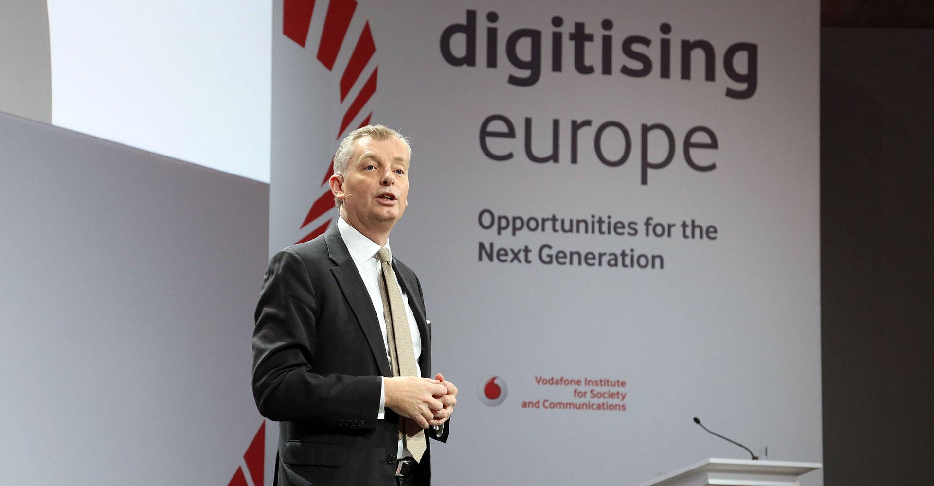 Digitising Europe 2019